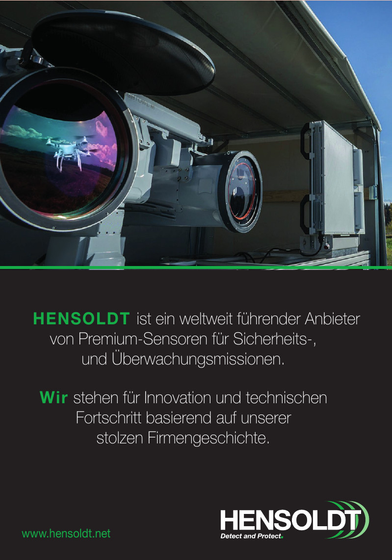 Hensoldt Detect and Protect
