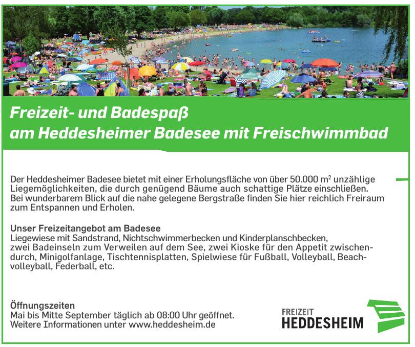 Freizeit Heddesheim
