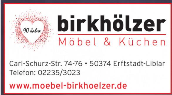 Möbel + Küchen Birkhölzer Toni Birkhölzer