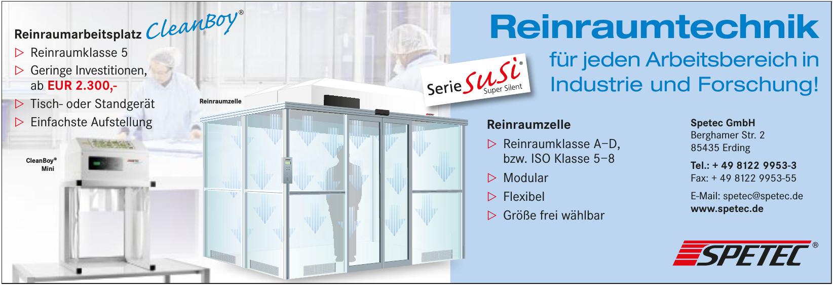 Spetec GmbH