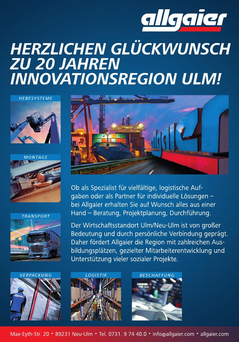 Konrad Allgaier Spedition GmbH & Co. KG Neu-Ulm