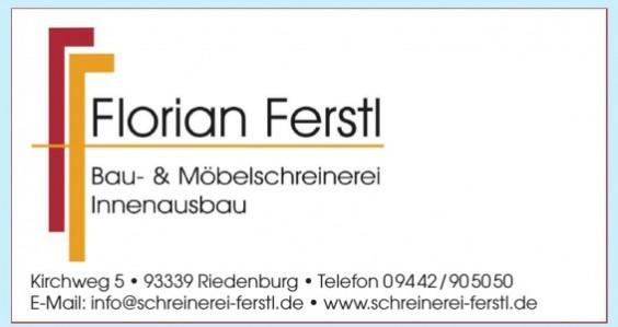 Florian Ferstl Schreinerei