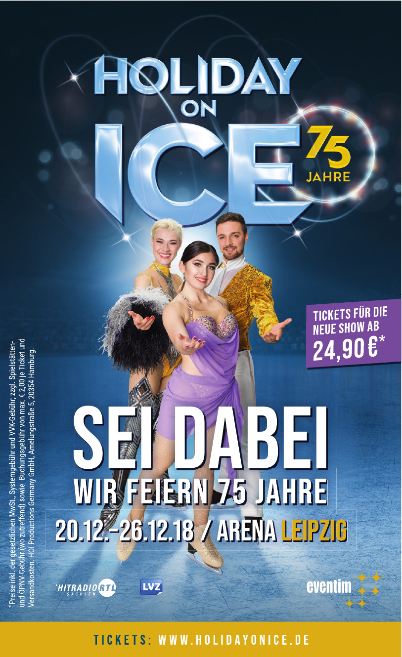 Holiday on Ice Arena Leipzig