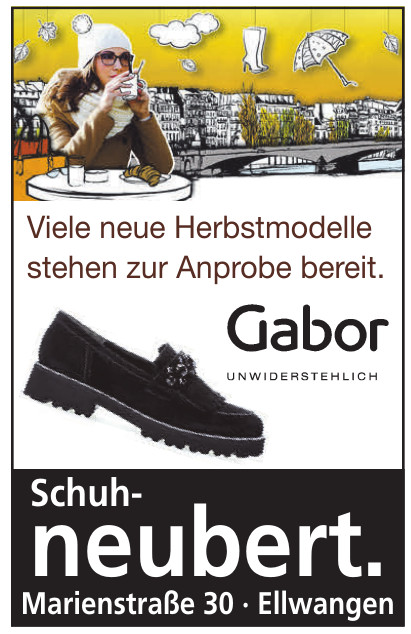 Schuh- Neubert