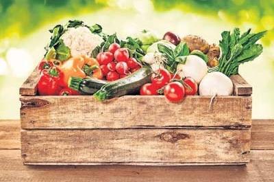 Besonders bei Gemüse sollte auf kurze Lieferwege geachtet werden.Foto: exclusive-design