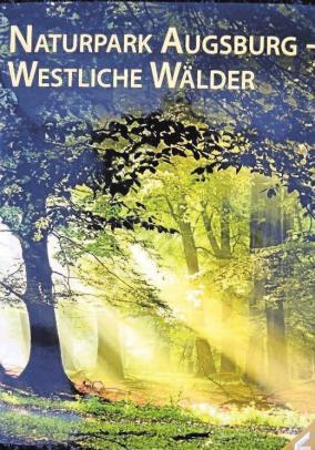 Die Schönheit des Naturparks in einem Buch. Foto: Wißner-Verlag