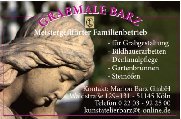 Grabmale Barz GmbH