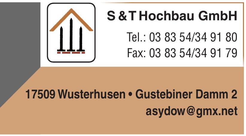 S&T Hochbau GmbH