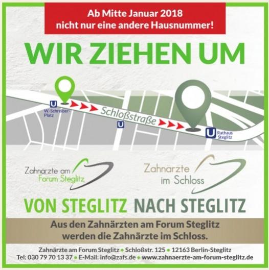Zahnärzte am Forum Steglitz