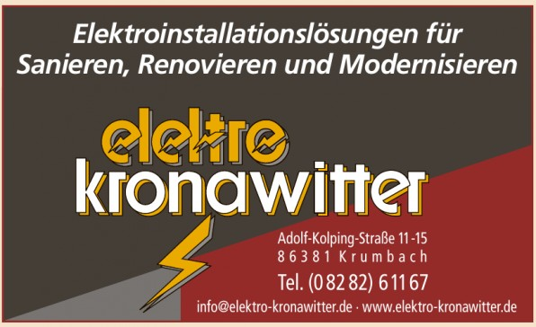 Elektro Kronawitter