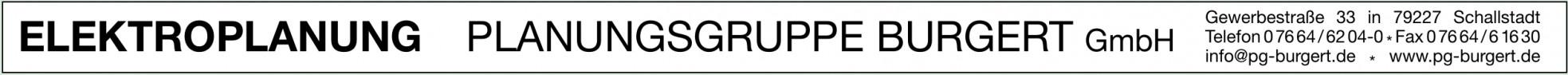 Planungsgruppe Burgert GmbH
