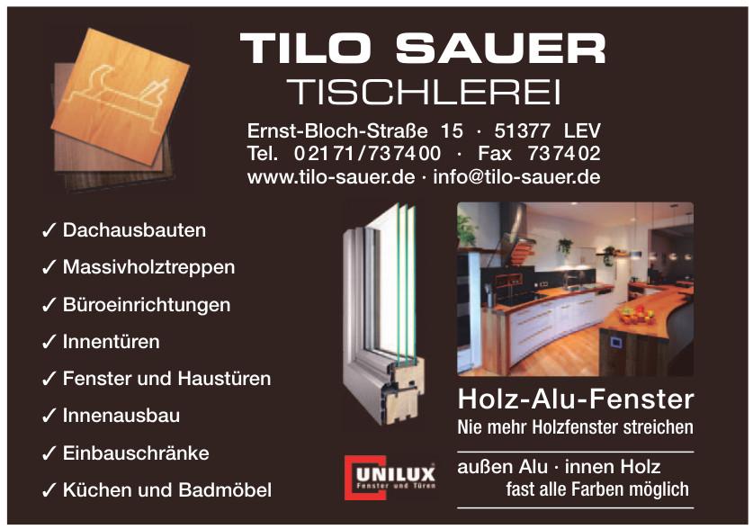 Tilo Sauer Tischlerei