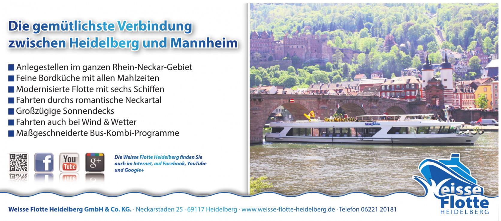 Weisse Flotte Heidelberg GmbH & Co. KG