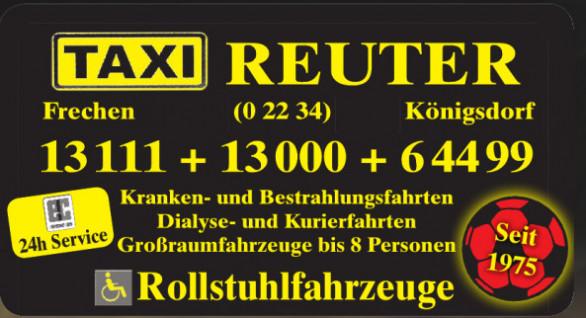 Taxi Reuter