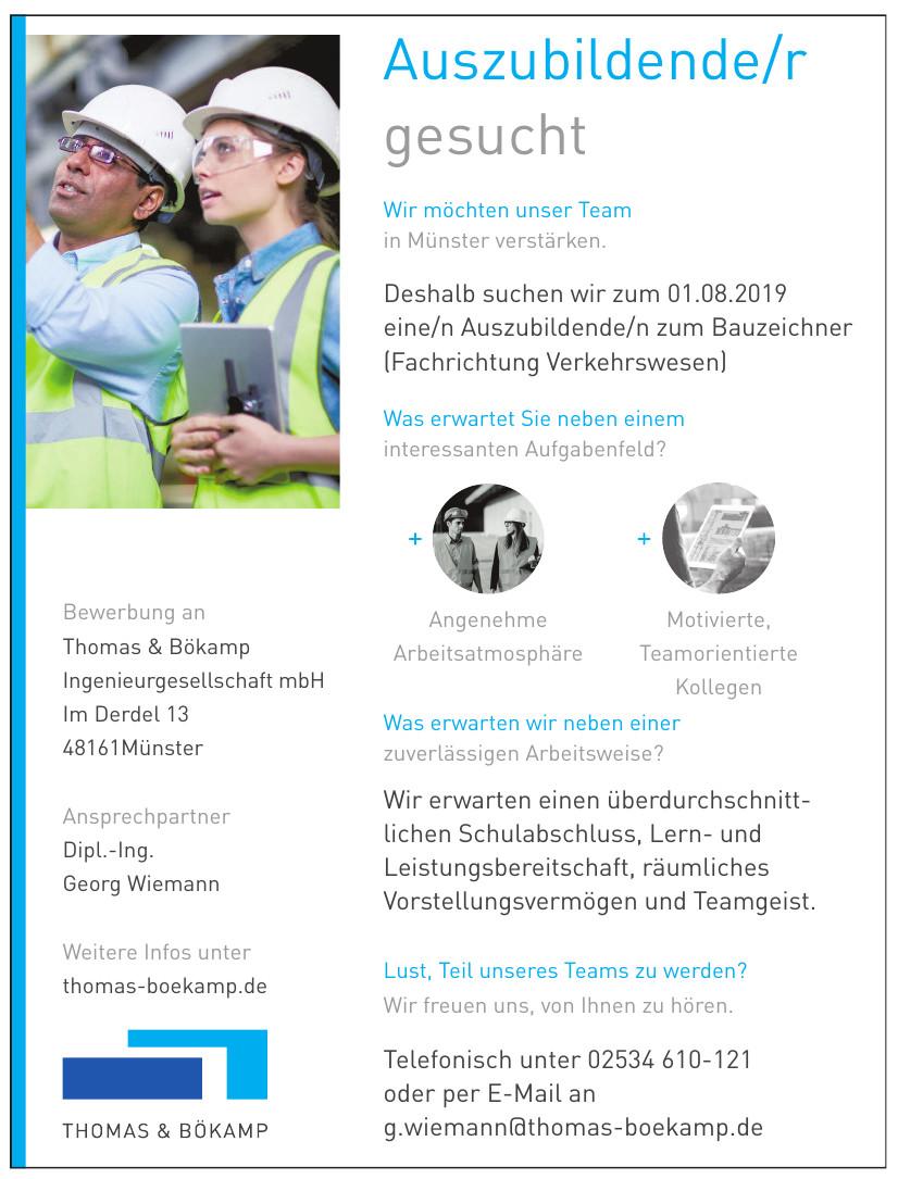 Thomas & Bökamp Ingenieurgesellschaft mbH