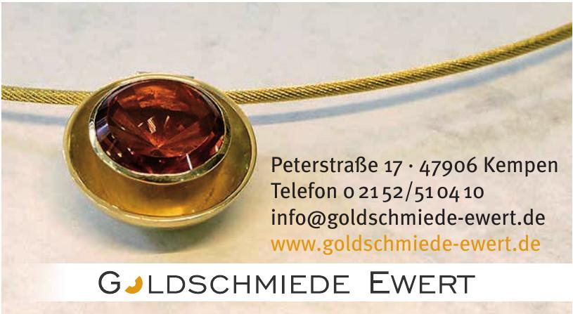 Goldschmiede Ewert