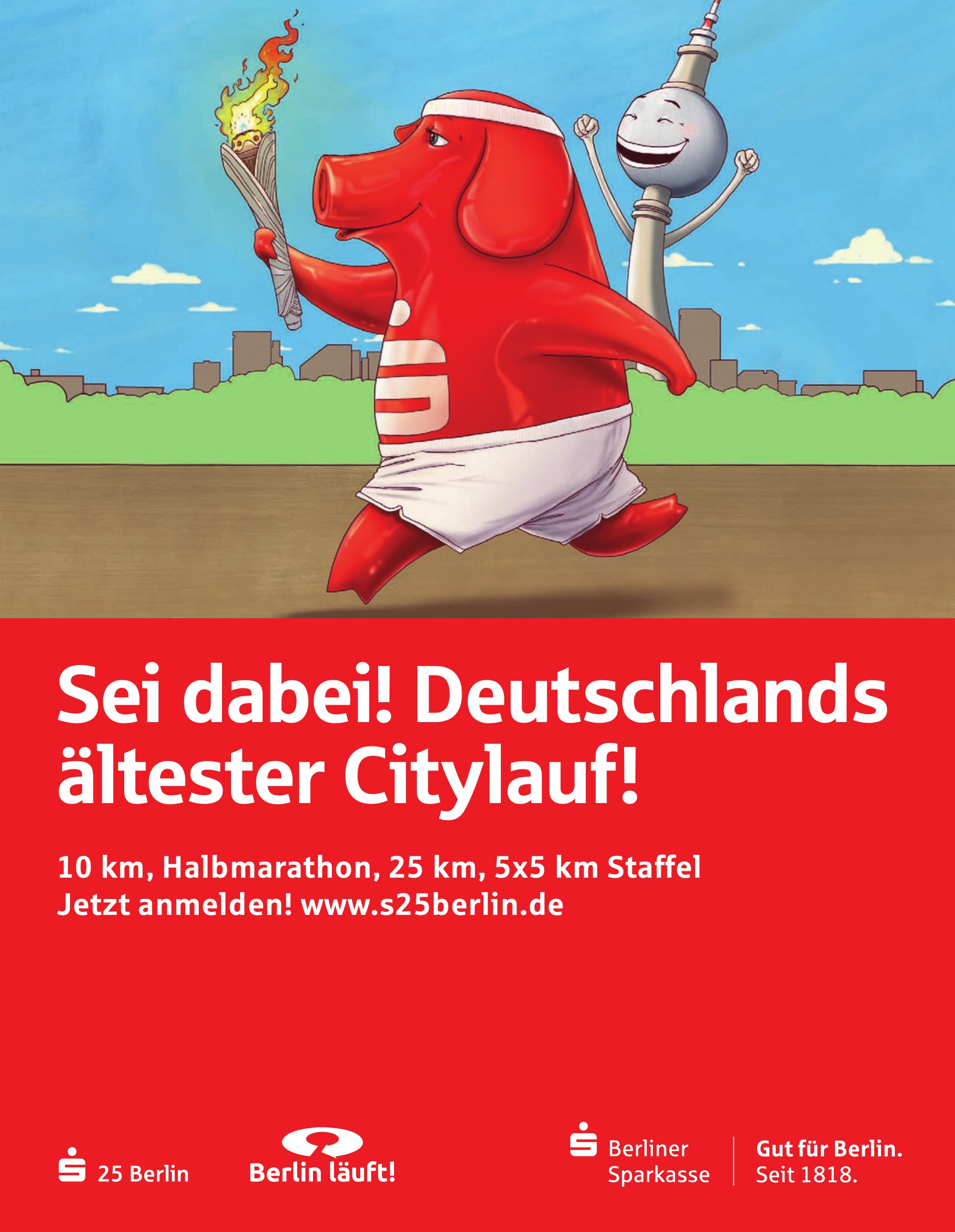 25 Berlin - Berlin läuft!