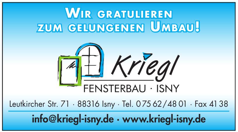 Kriegl Fensterbau GmbH