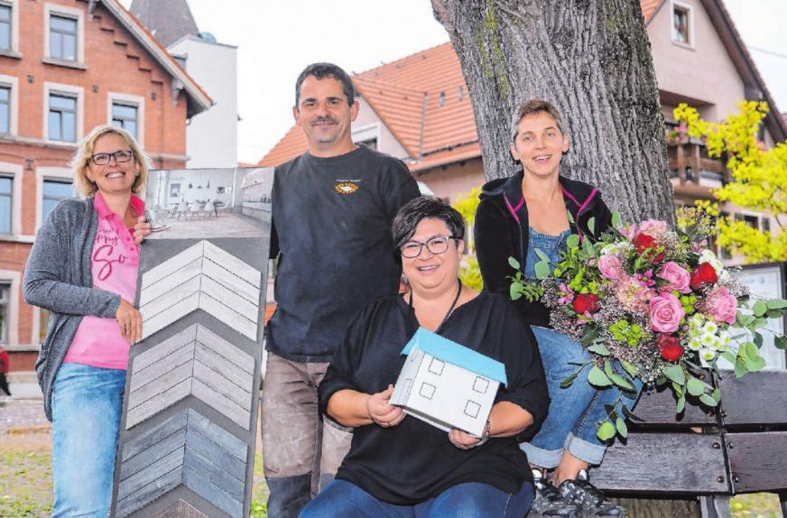 10 Jahre Gutjahr Fliesen Buhler Immobilienservice Blumenduft