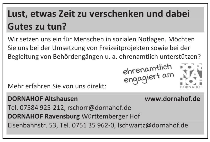 Dornahof Altshausen