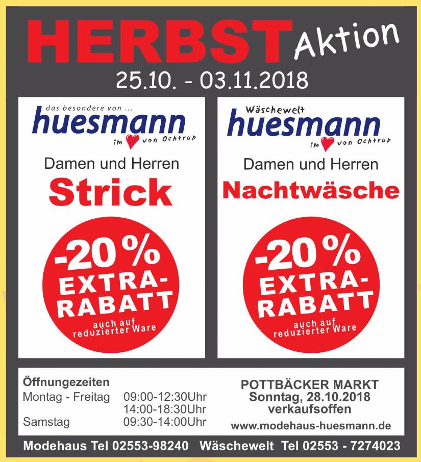 Huesmann Modehaus