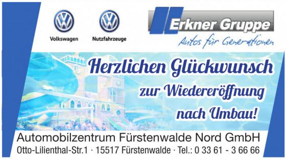 Automobilzentrum Fürstenwalde Nord GmbH
