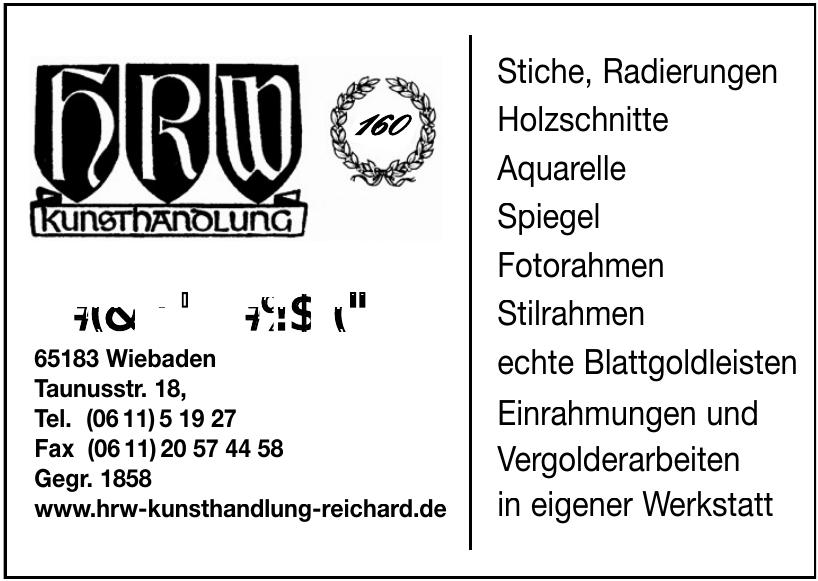 HRW Kunsthandlung