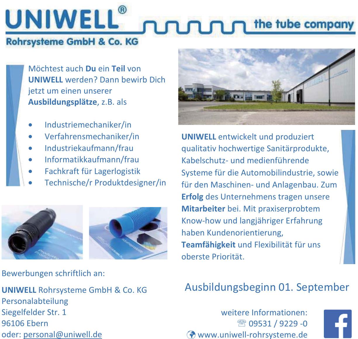 Uniwell Rohrsysteme GmbH & Co. KG
