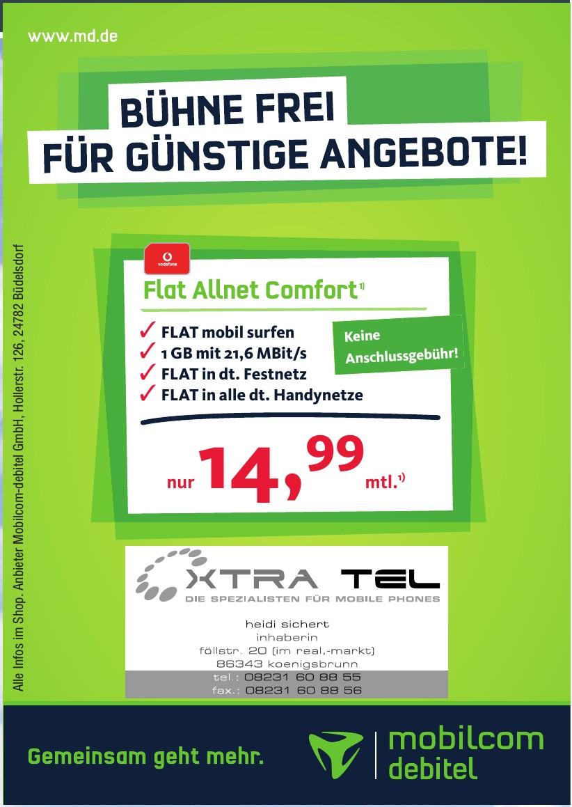 XtraTel - Heidi Sichert