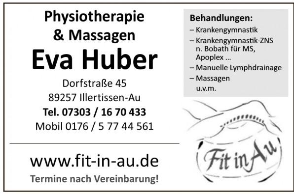 Physiotherapie & Massagen Eva Huber