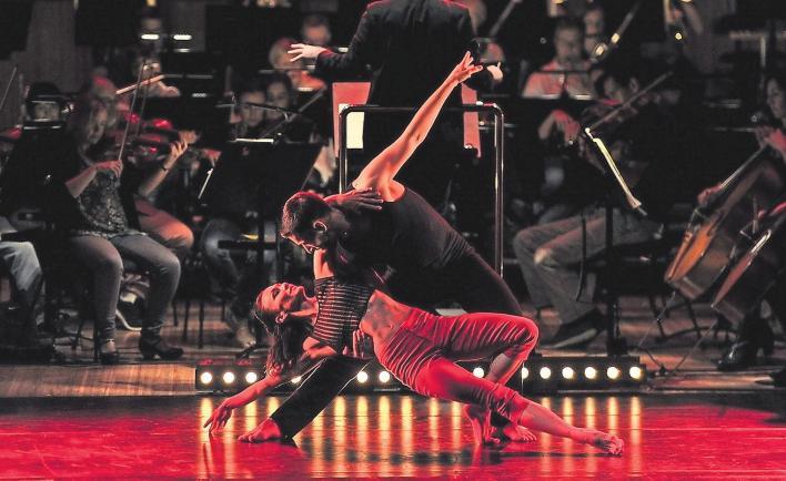 Elektrisierend und exklusiv: die Philharmonie Leipzig mit Tango & Klassik.