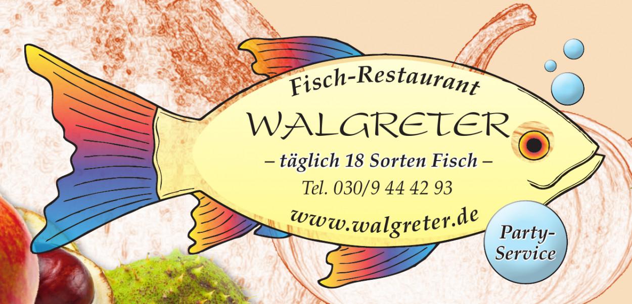 Fisch-Restaurant Walgreter