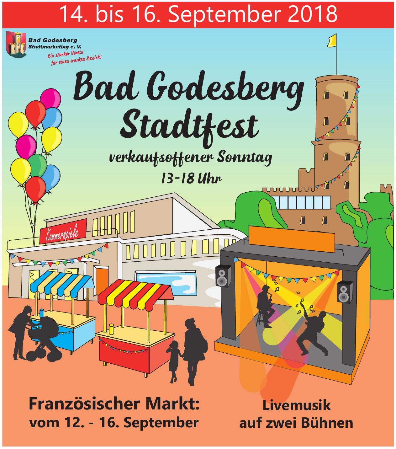 Bad Godesberg Stadtfest