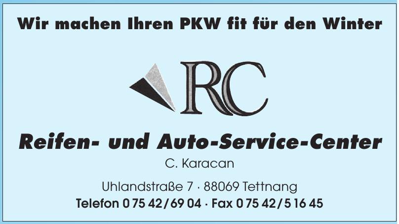 RC Reifen- und Auto-Service-Center