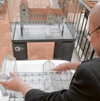 Hören und tasten: Mit dem Preisgeld sollen Ausstellungen barrierefrei werden STADTMUSEUM BERLIN