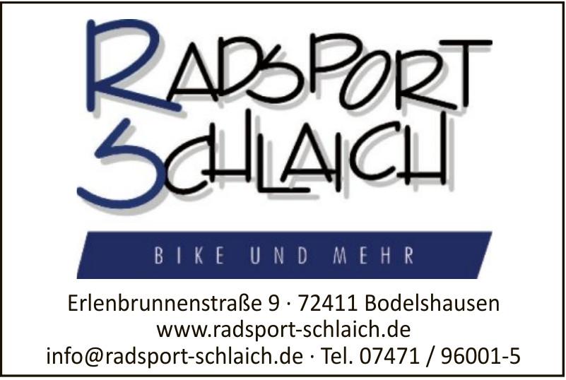 Radsport Schlaich