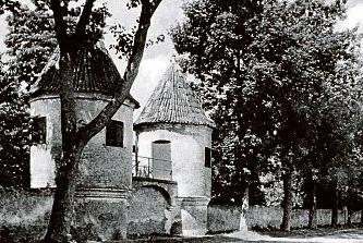 Bei den Hexentürmen wurden früher Hexen verbrannt.