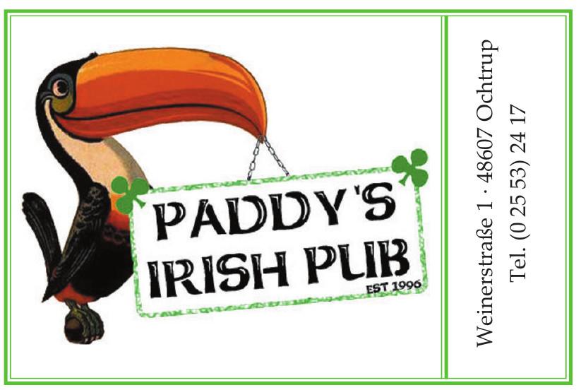 Paddy´s Irisch Pub