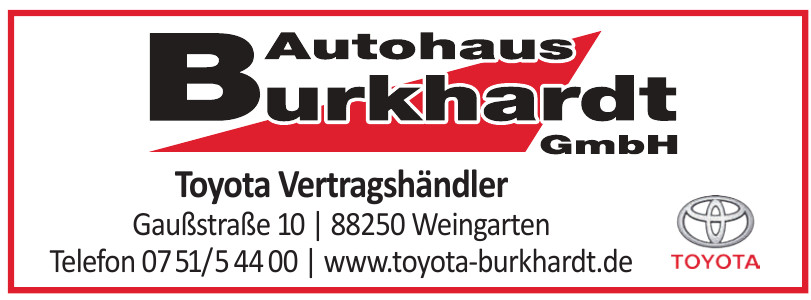 Autohaus Burkhardt GmbH