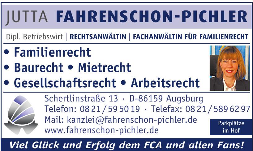 Jutta Fahrenschon-Pichler