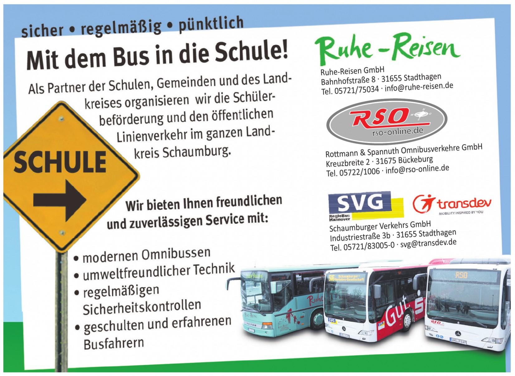 Ruhe-Reisen GmbH