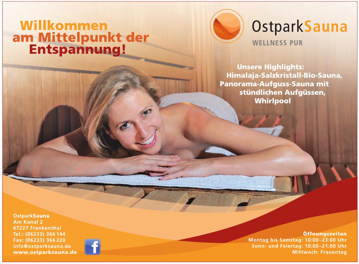 OstparkSauna