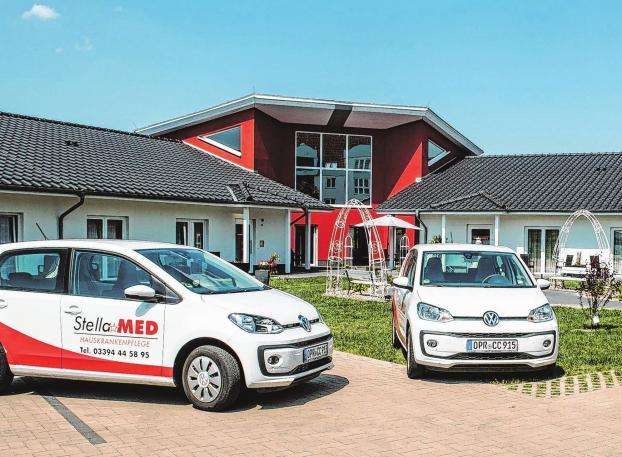 Bietet alle Pflegearten an einem Standort - StellaMed in Wittstock. Foto:privat