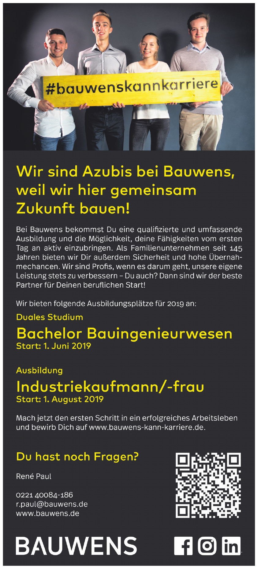 BAUWENS GmbH & Co. KG