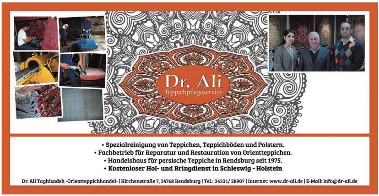 Teppichhaus Dr. Ali