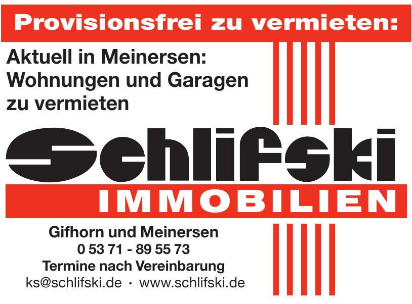 Schlifski Immobilien  GmbH & Co.KG