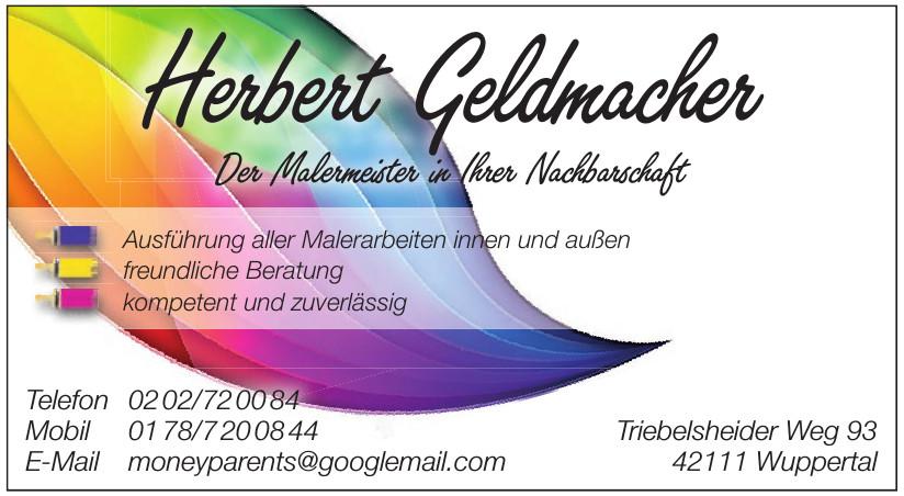 Herbert Geldmacher