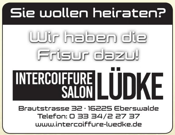 Intercoiffure Salon Lüdke