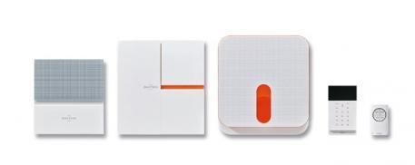 Die smarte Funk-Alarmanlage D18 von Daitem bietet beste Voraussetzungen für einen umfassenden Schutz der persönlichen Komfortzone Foto: Daitem