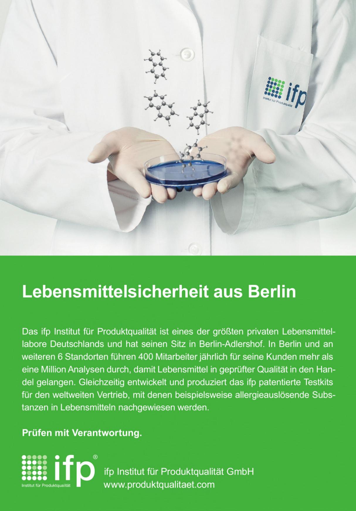 ifp Institut für Produktqualität GmbH